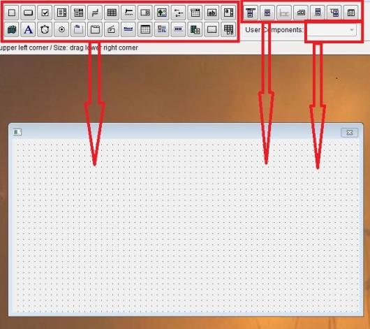 HMG IDE FormWindow