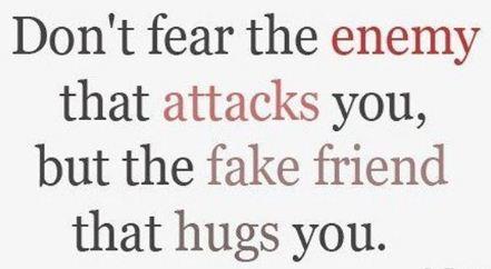 fake-friend