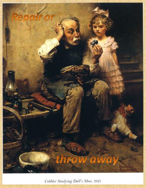 Repair or Throw Away